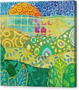 Spring Flourish Canvas Print