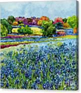 Spring Impressions Canvas Print