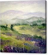Mountain Spring Iv Canvas Print