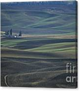Spring In The Palouse Canvas Print