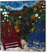 Spring Memories Canvas Print