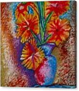 Spring Pleasures Canvas Print