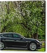 Spring Porsche Canvas Print