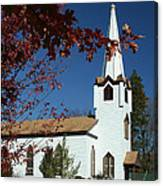 Springboro Rc Church Canvas Print