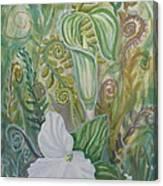 Spring's Awakening 2 Canvas Print