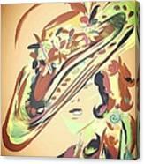Springs Hat Canvas Print