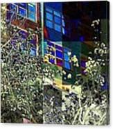 Springtime In New York 8 Canvas Print