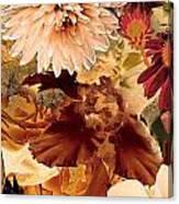 Springtime Melody One Canvas Print