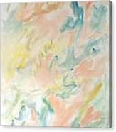 Springtime Suffusions Canvas Print