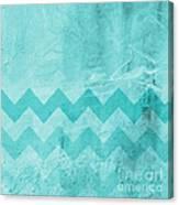 Square Series - Marine 1 Canvas Print