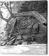 Squaw Rock  Canvas Print
