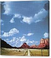 Highway 179 Canvas Print