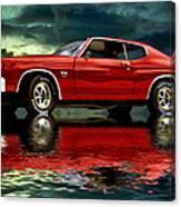 Chevelle 454 Canvas Print
