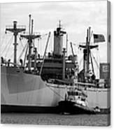 Ss American Victory Canvas Print