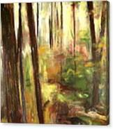 St. Agatha View Canvas Print