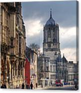 St Aldates Street Road Canvas Print