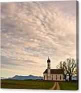 St. Andrae Canvas Print