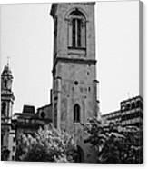 st andrew church holborn London England UK Canvas Print