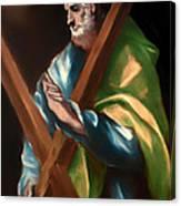 St Andrew Canvas Print