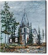 St. Andrews Church Canvas Print