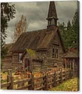 St Anne's Canvas Print