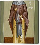 St Anthony Canvas Print