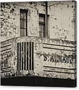 St Arnaud Hotel Canvas Print