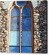 St. Augustine Window Canvas Print