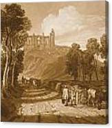 St Catherines Hill Near Guildford Canvas Print