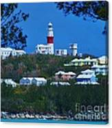 St. David's Light Bermuda Canvas Print
