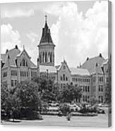 St. Edward's University Old Main I I Canvas Print