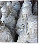 St. Francis In Abundance Canvas Print