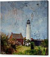 St. George Island Historic Lighthouse Canvas Print