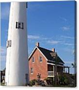 St. George Lighthouse Canvas Print