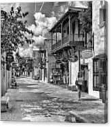 St. George Street Canvas Print
