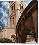 St. George's Cathedral Jerusalem Canvas Print