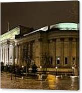 St Georges Hall Liverpool Canvas Print