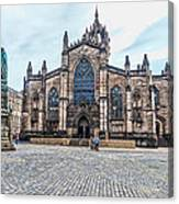 St. Giles Cathedral Canvas Print
