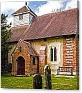St James Ashmansworth Canvas Print