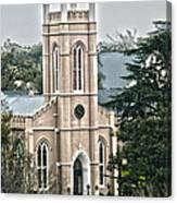 St. James Episcopal Church Wilmington North Carolina Canvas Print