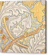 St James Wallpaper Design Canvas Print