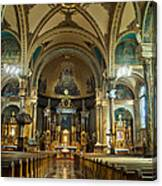 St. John Cantius Canvas Print