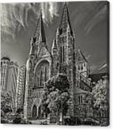 St John Cathedral Canvas Print