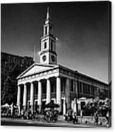 st johns church waterloo London England UK Canvas Print