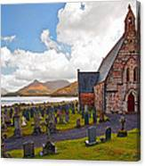 St  Johns Episcopal Ballachulish Canvas Print