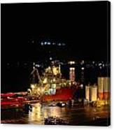 St Johns Port Canvas Print