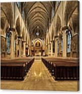 St Joseph Cathedral IIi Canvas Print