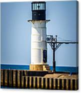 St. Joseph Outer Lighthouse Photo Canvas Print