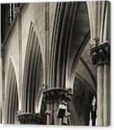 St Josephs Arches   Canvas Print