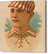 St. Louis Browns 1887 Canvas Print